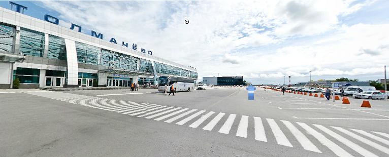 аэропорт Новосибирск